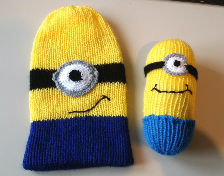 Sciarpe e berretti divertenti